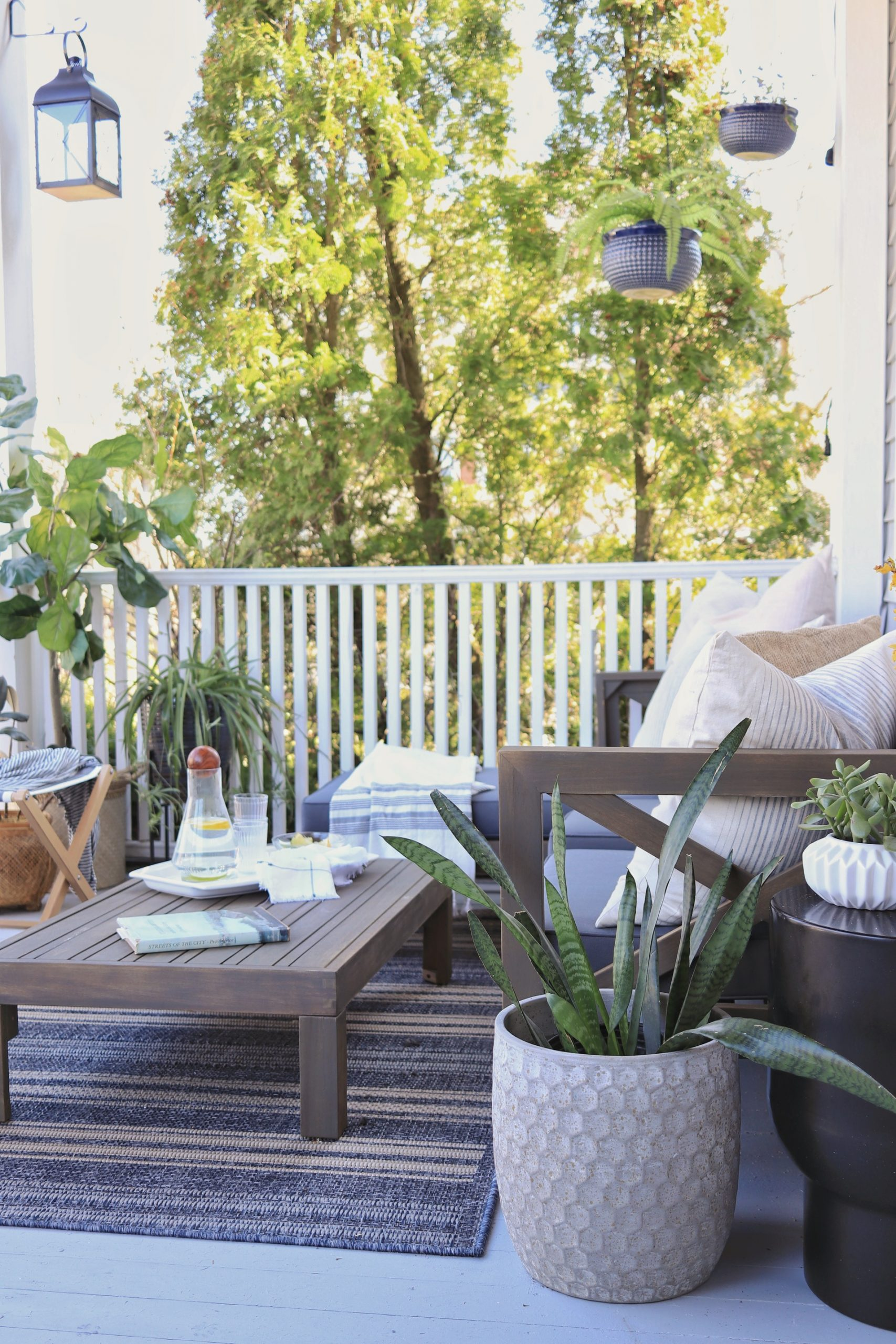 outdoor furniture porch decor