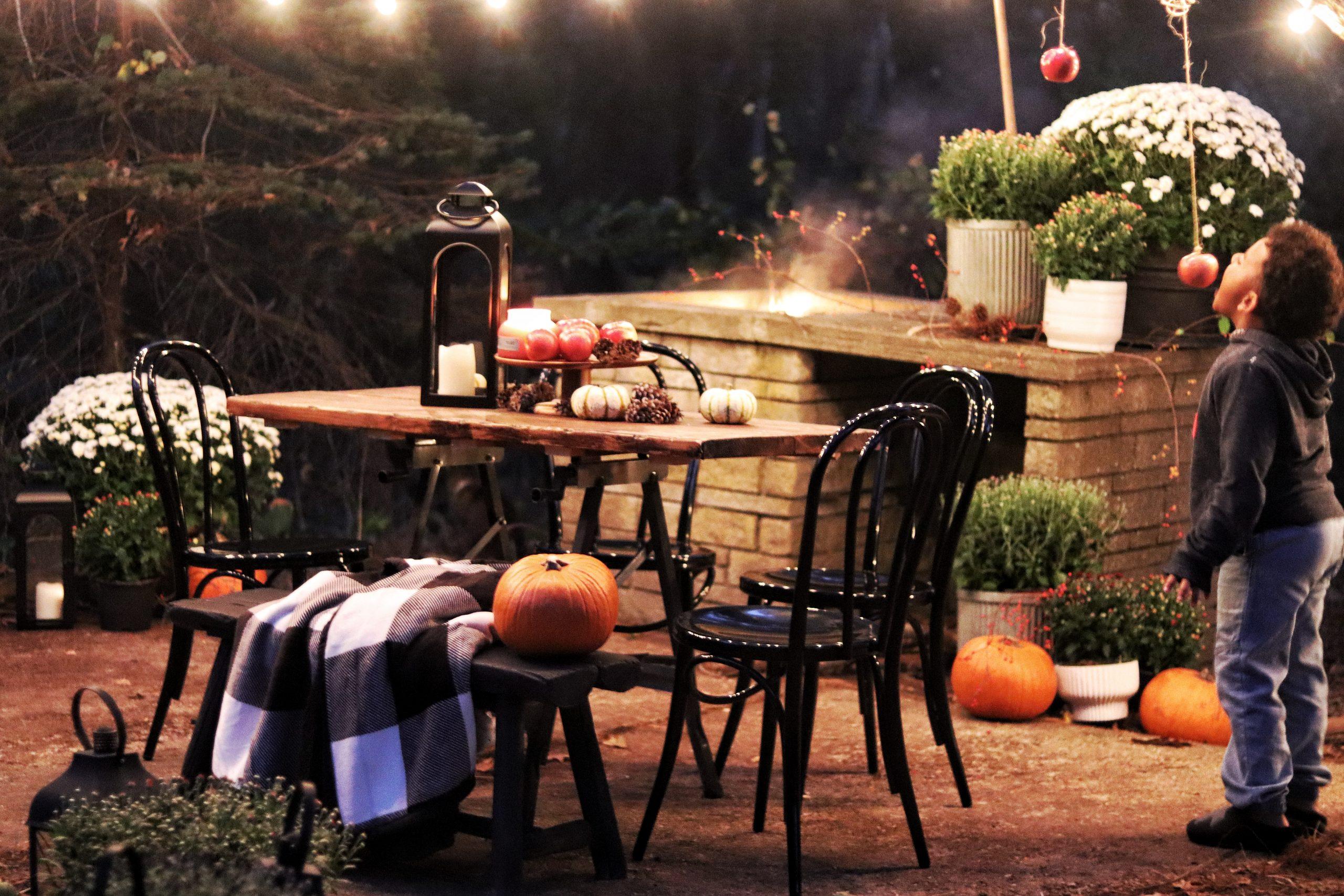 Fall Dining AL Fresco
