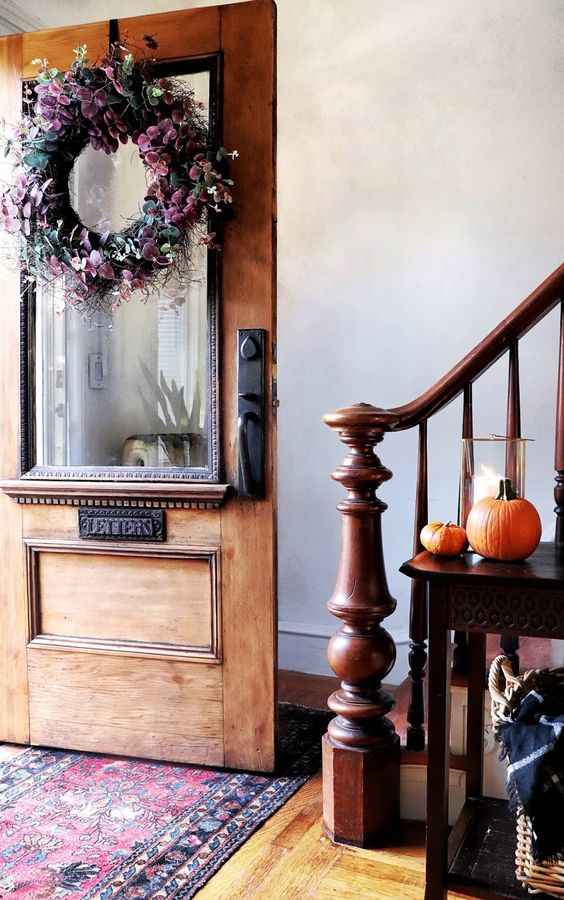 Simple fall entry